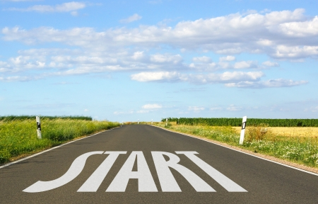 ways to go: Start