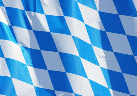 Bavarian Flag Stock Photo - 22137461