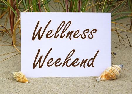 weekend activity: Wellness Weekend