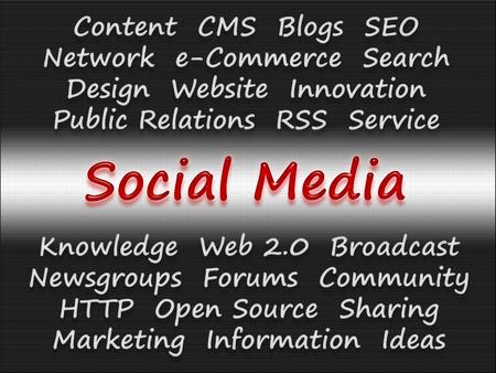 wikis: Social Media