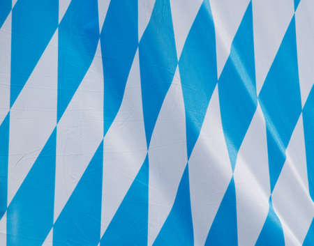 Bavarian Flag Stock Photo - 22477210