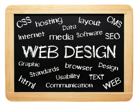 Web Design Stock Photo - 22477379