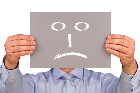 rejection: Frustration
