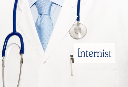 Internist Stock Photo - 22477392