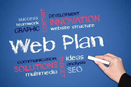 Web Plan photo