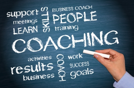 successful leadership: Coaching