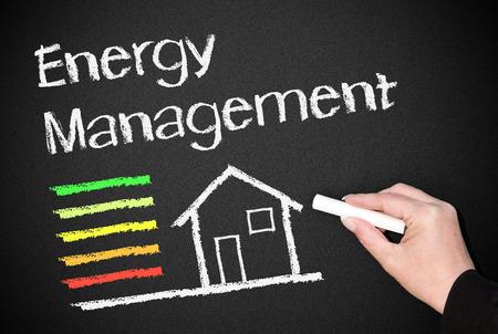 Zarządzanie energią Zdjęcie Seryjne