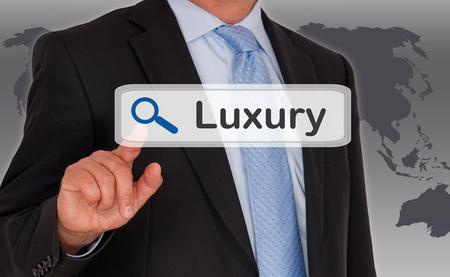 Luxury Toolbar Stock Photo - 22645888