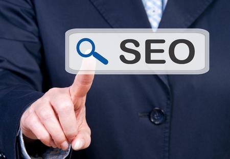 SEO - Search Engine Optimization Stock Photo - 22645898