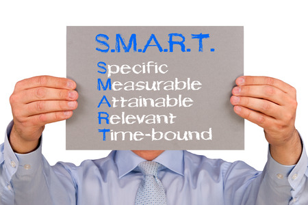 SMART - Business Goals photo