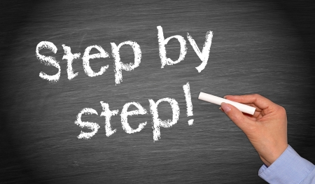 better performance: Step by step