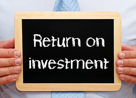 yield: Return on investment