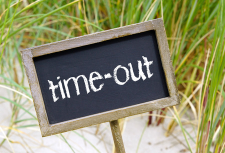 weekends: time-out