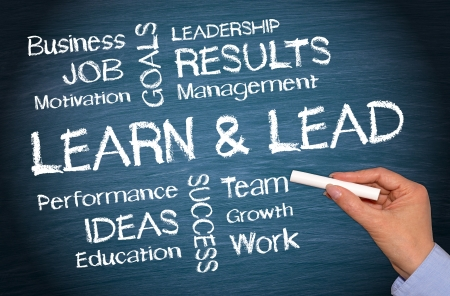 learn and lead: Learn and Lead
