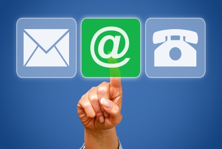 email us: Contact by eMail