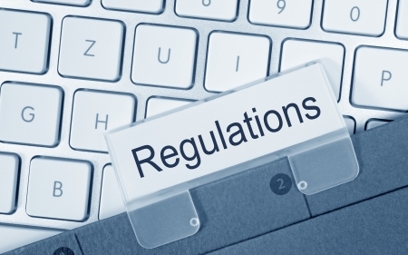 regulated: Regulations