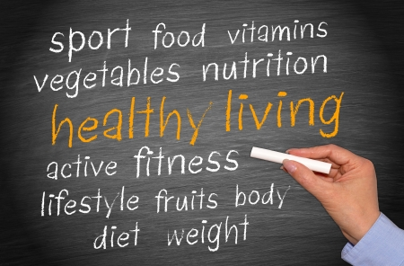 healthy living: healthy living