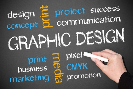 Graphic Design Stock Photo - 22978388