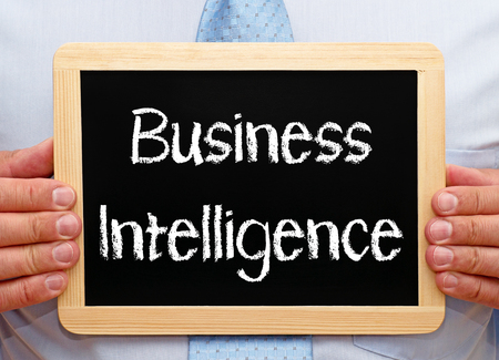 Business Intelligence Stock Photo - 22978437