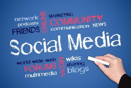 Social Media Stock Photo - 23109169