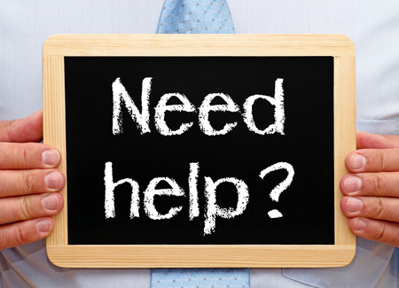 Need help Stock Photo - 23110994