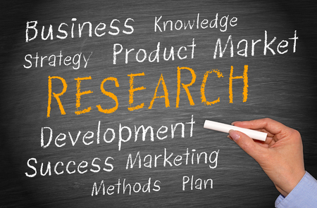 product development: Research