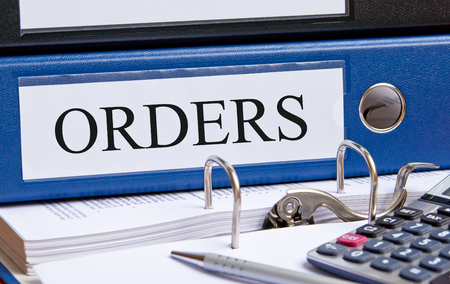 Orders Stock Photo - 23200697