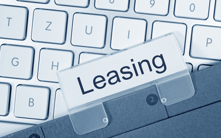 Leasing Stock Photo