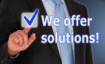 hands solution: We offer solutions