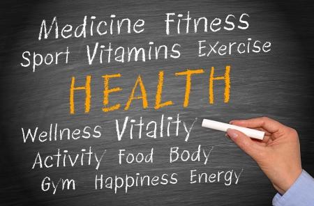 healthy living: Health