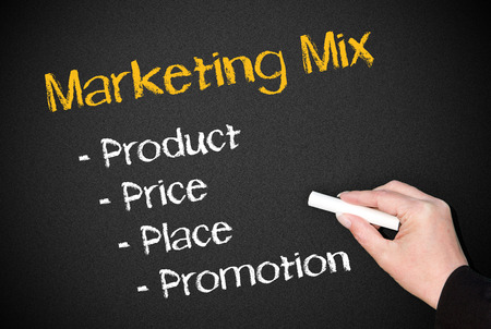 Marketing Mix photo