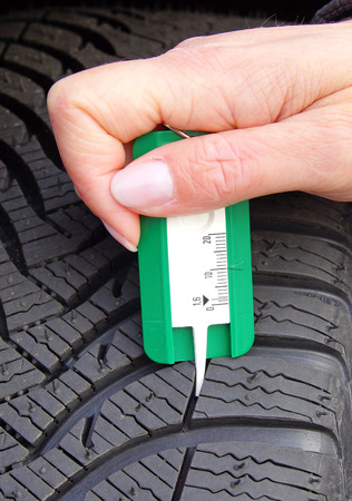 winter tires: Check Winter Tires