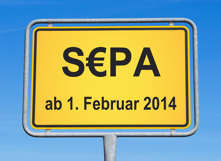 SEPA - Single Euro Payments Area photo