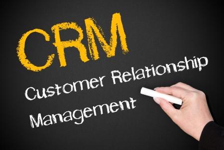 crm: CRM - Customer Relationship Management