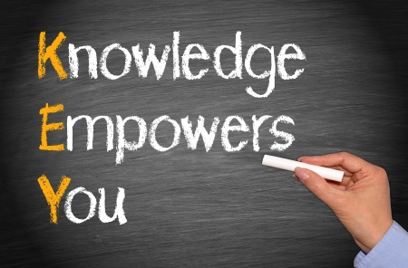 responsibilities: KEY - Knowledge Empowers You