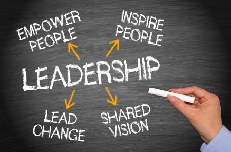 liderazgo: Liderazgo - Concepto de negocio