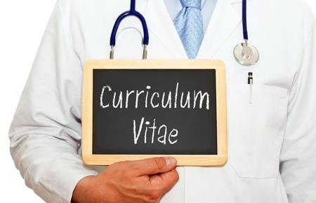 curriculum: Curriculum Vitae