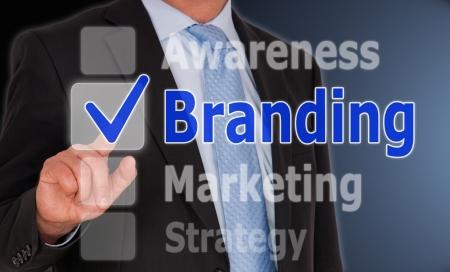 superiors: Branding Stock Photo