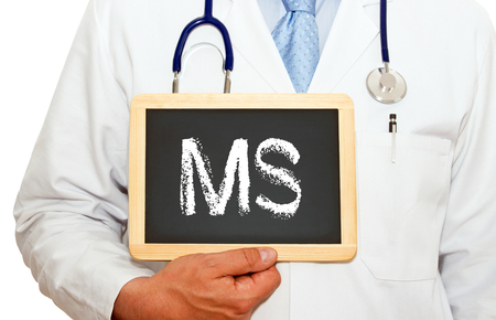 sclerosis: MS - Multiple Sclerosis