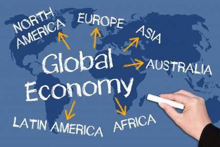 Global Economy Stock Photo - 23743407