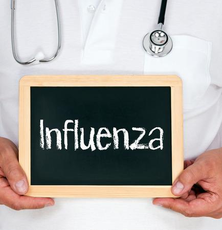 Influenza photo