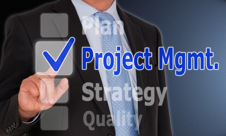 Project Management Stock Photo - 23848028
