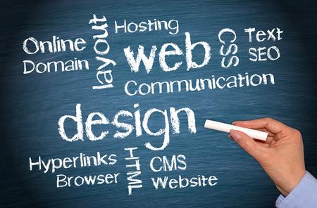 web design Stock Photo - 23848024