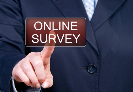 Online Survey Stock Photo - 23999968