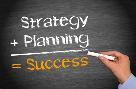 revenues: Success Concept Stock Photo
