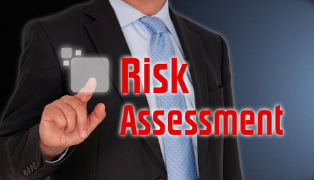 enterprises: Risk Assessment Stock Photo