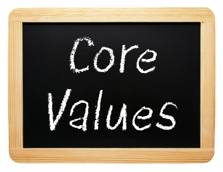 corporate responsibility: Core Values