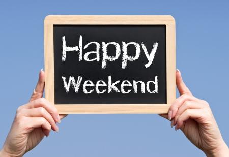 fin de semana: Feliz Fin de Semana