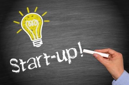 Start-up - pomysł na biznes Zdjęcie Seryjne