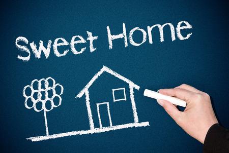 sweet home: Sweet Home